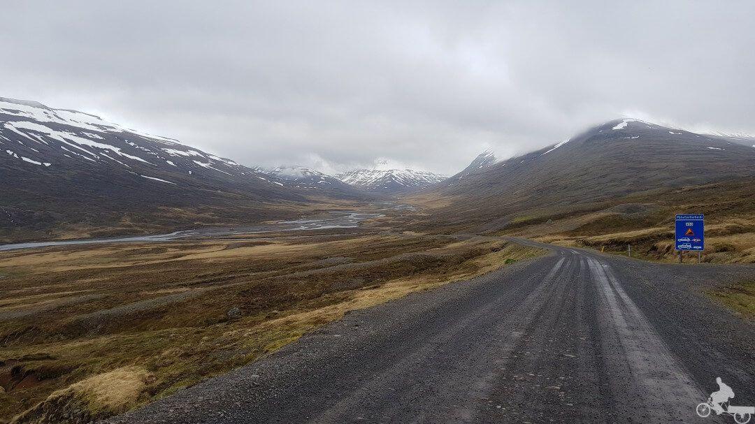 carretera fiordo islandia este