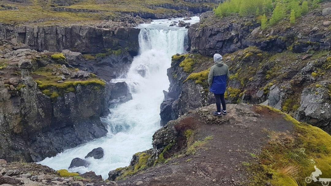cascada Sveinsstekksfoss