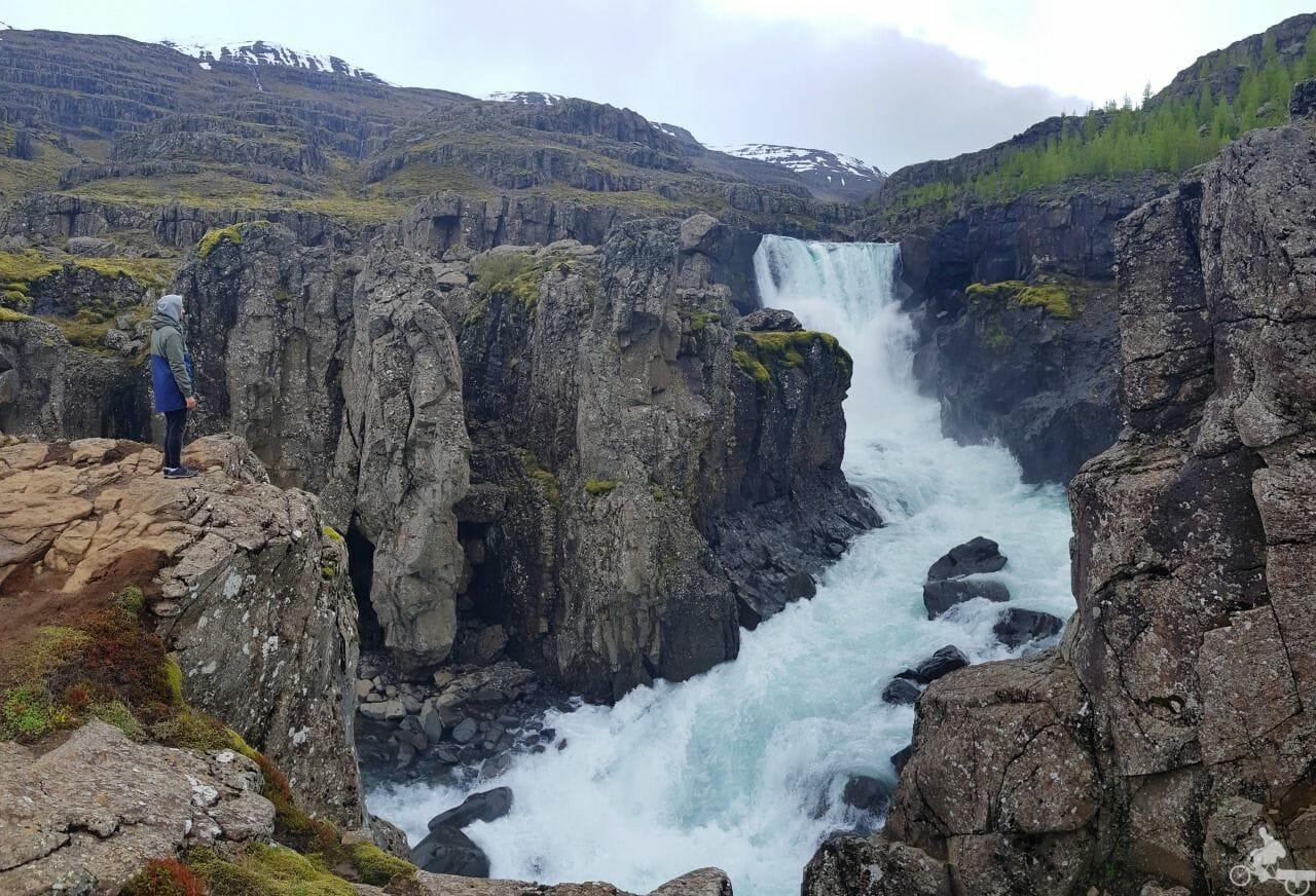 cascada de Sveinsstekksfoss