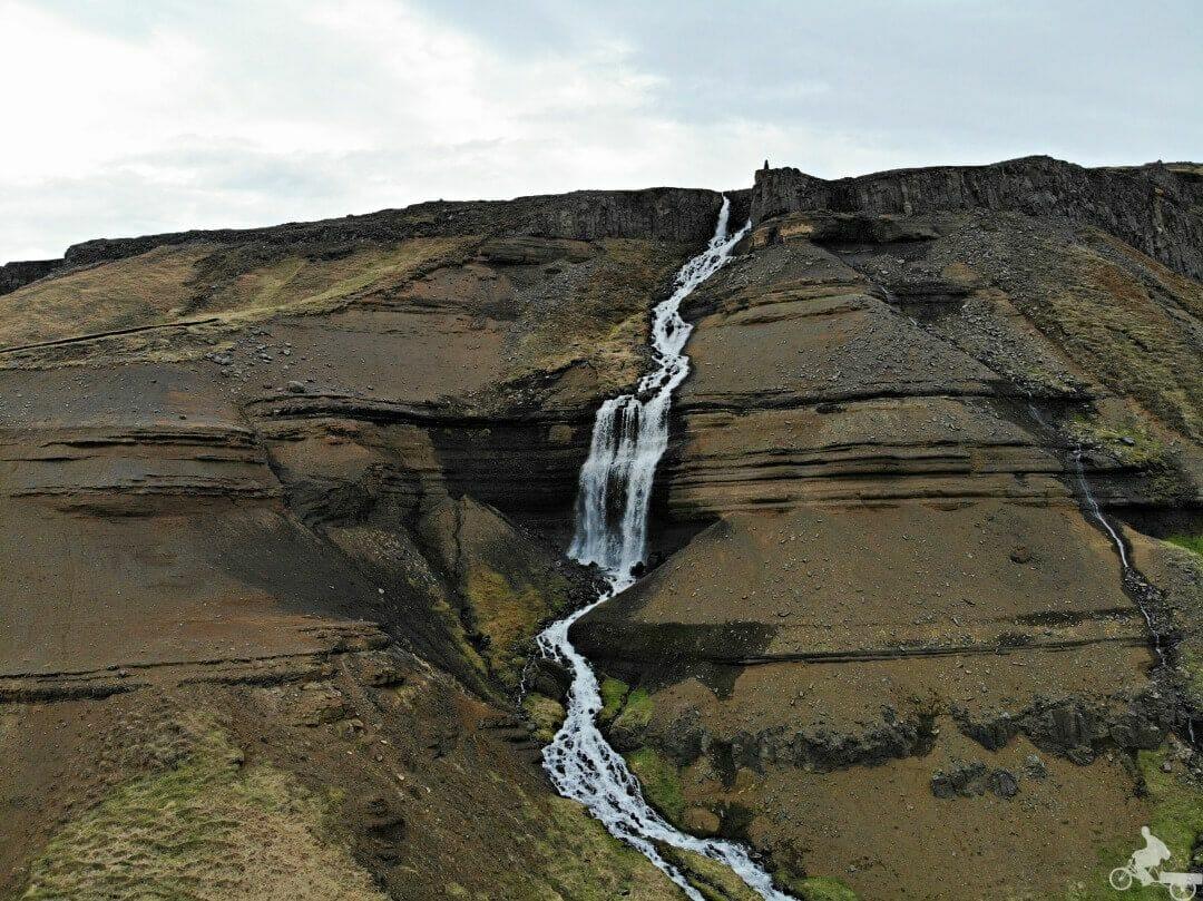 cascadas lateral hengifoss