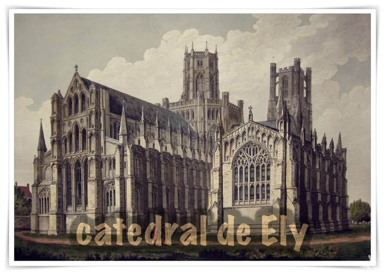 catedral ely inglaterra