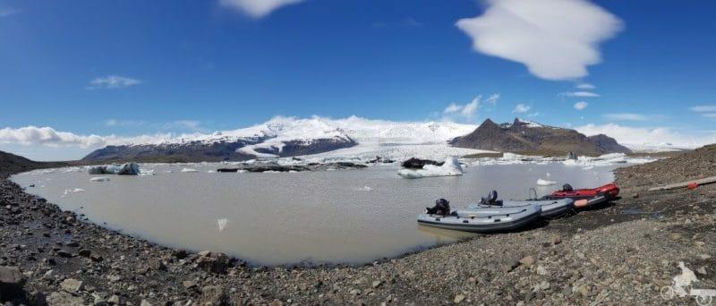 Fjallsarlon boat tours