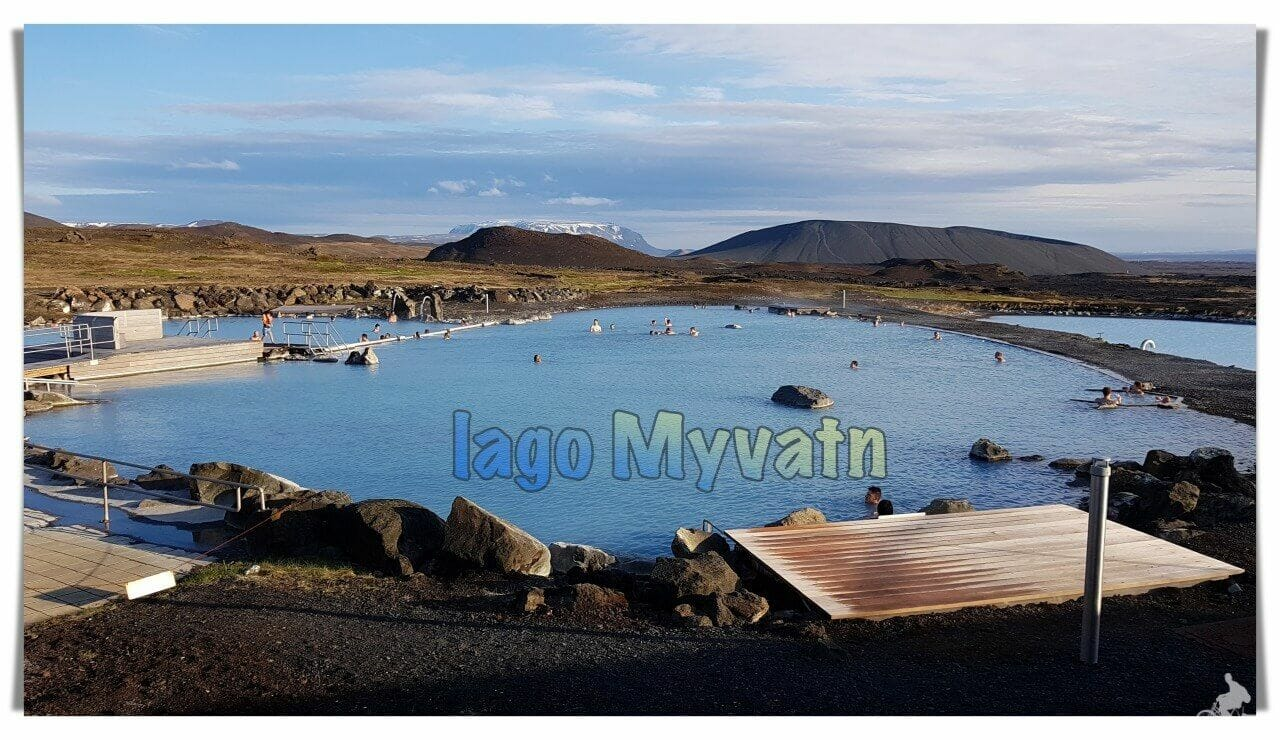 lago Myvatn islandia