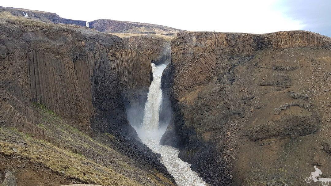 cascada litlanesfoss