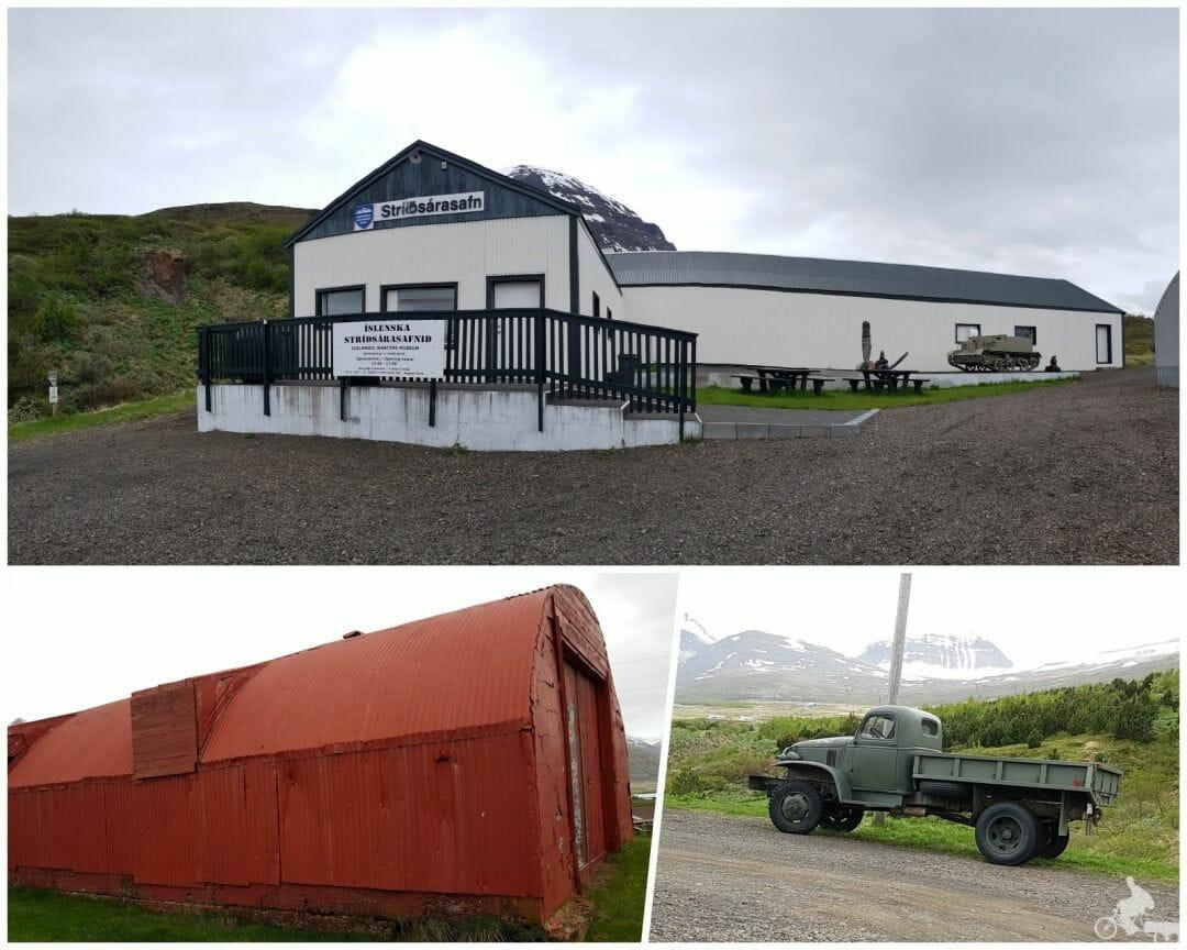 museo guerra fiordos islandia Reyðarfjörður
