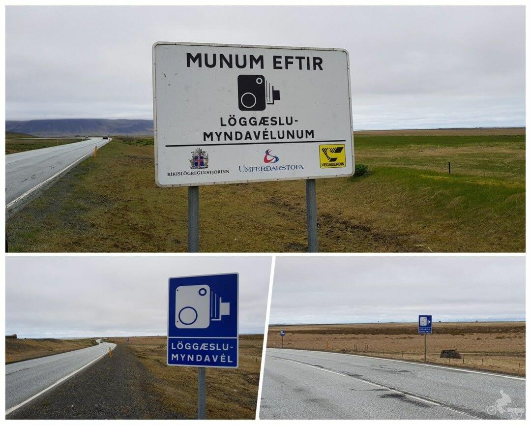 aviso radares en islandia