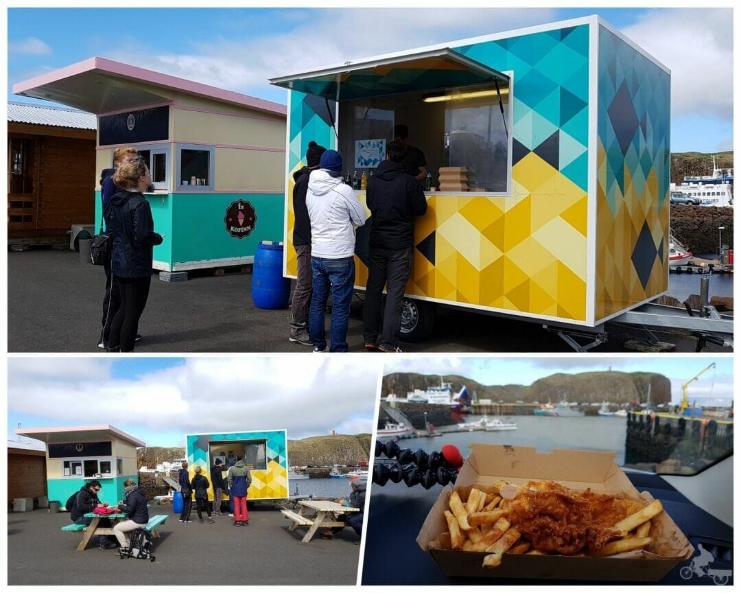 fish and chips islandia