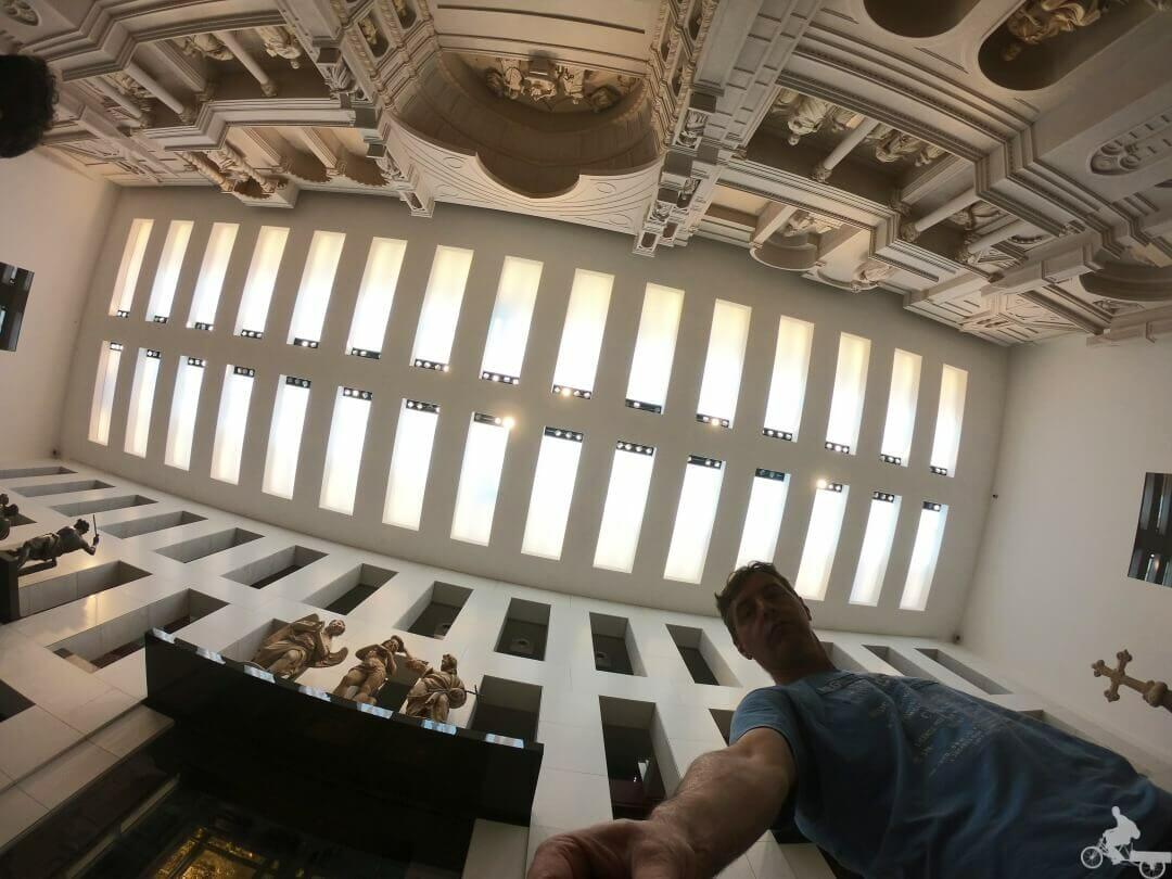techo museo del duomo