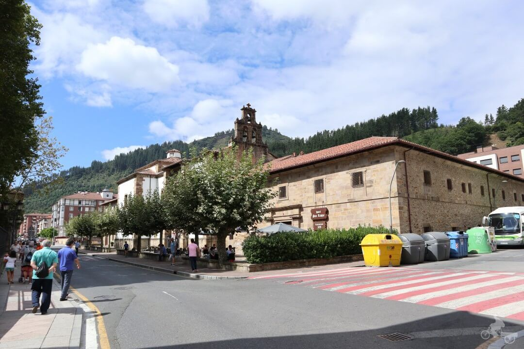 Monasterio-de Santa Clara de balmaseda