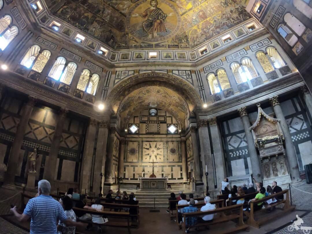 Baptisterio Florencia Baptisterio De San Juan Y Las Puertas Del