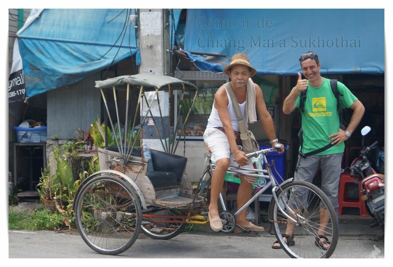 bus sukhothai chiang mai