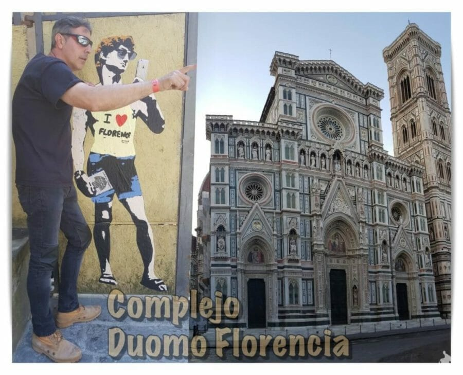 catedral de florencia - visitar Florencia en dos días