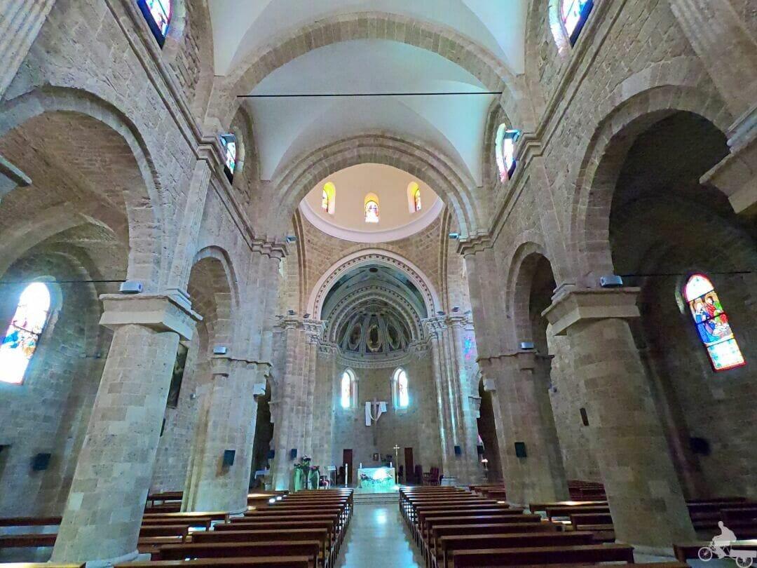 catedral san luis padres capuchinos beirut