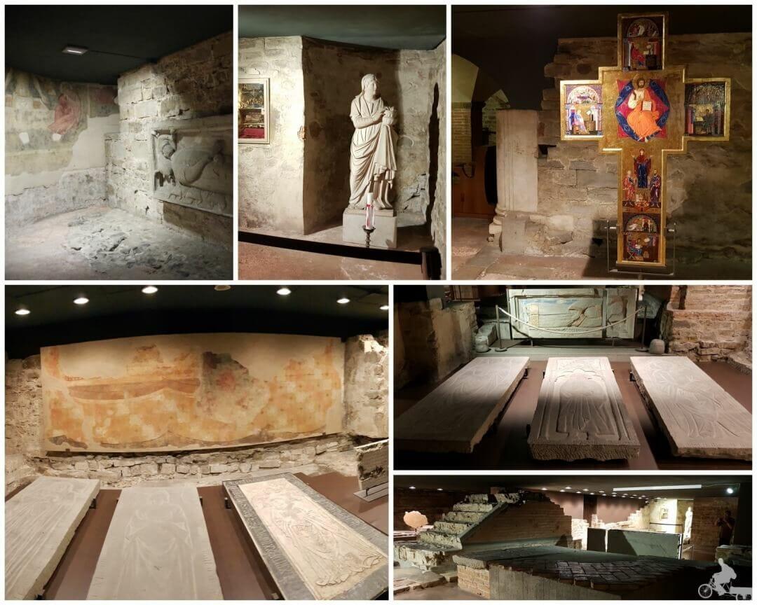 cripta catedral florencia