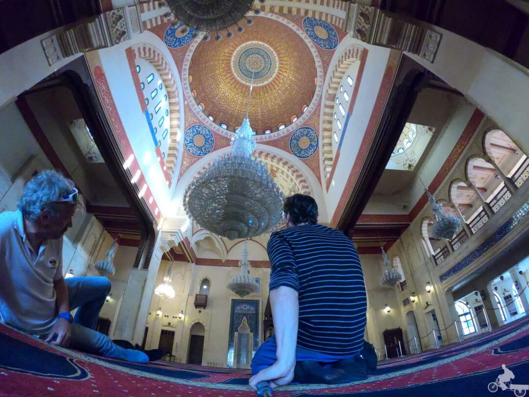 cupula mezquita beirut