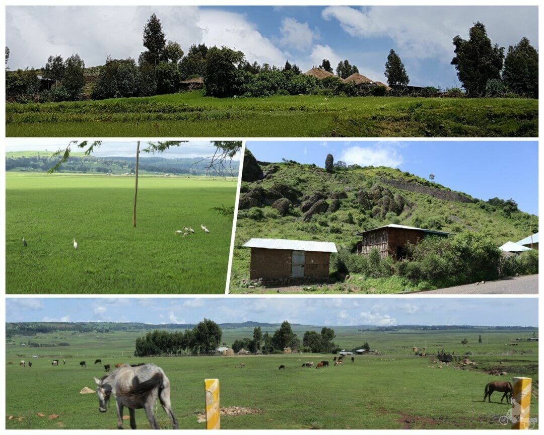etiopia estacion humeda