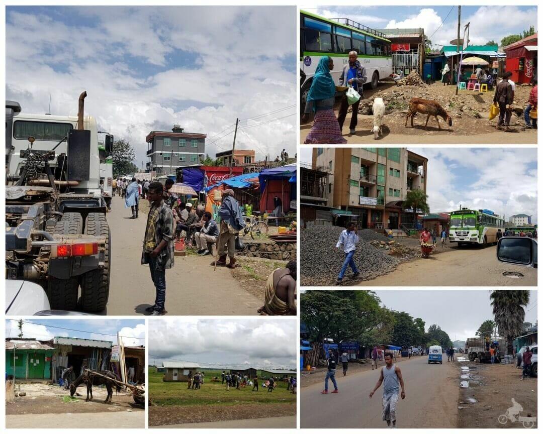gente carreteras etiopia