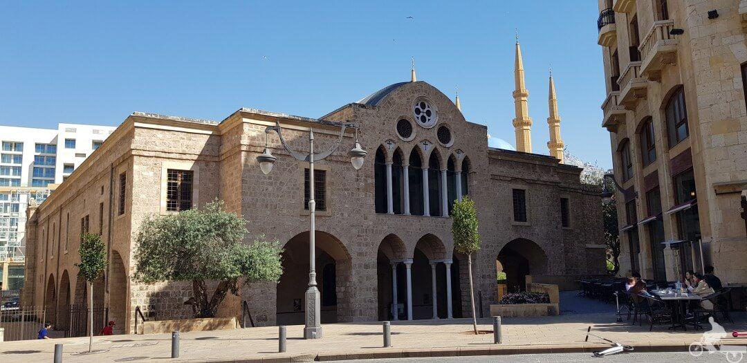 iglesia ortodoxa griega Líbano