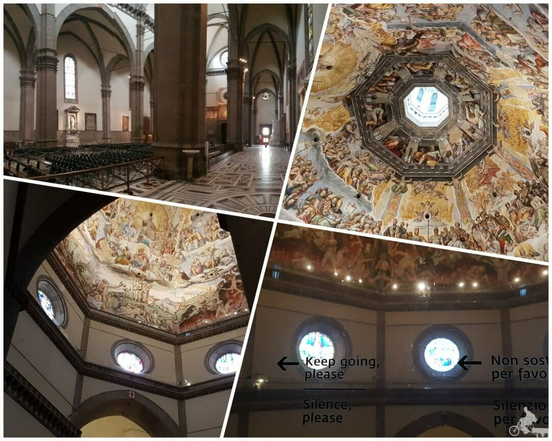 interior catedral florencia