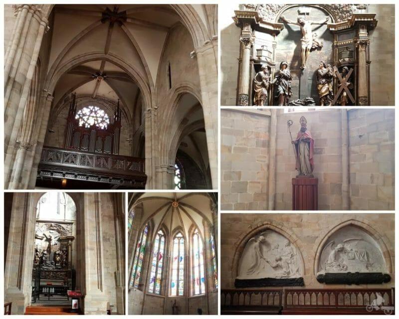 interior iglesia san severino