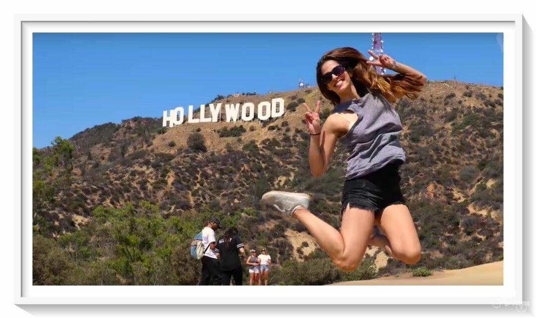 mejor lugar foto letras hollywood