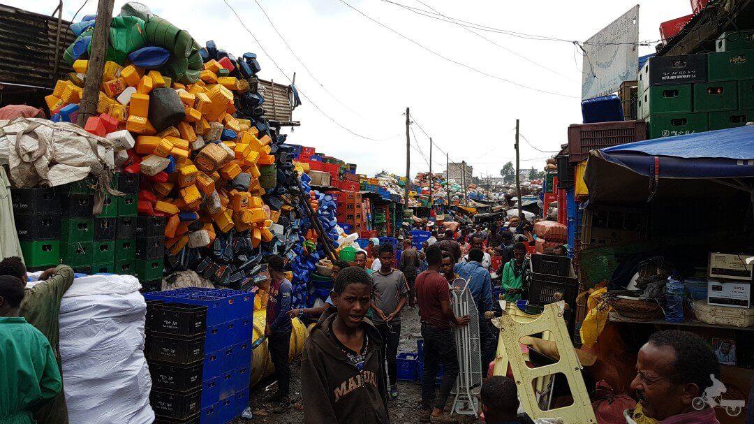 mercado adis ababa etiopia