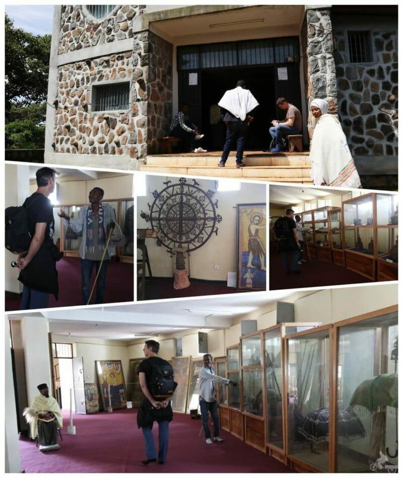 museo monasterio lago tana