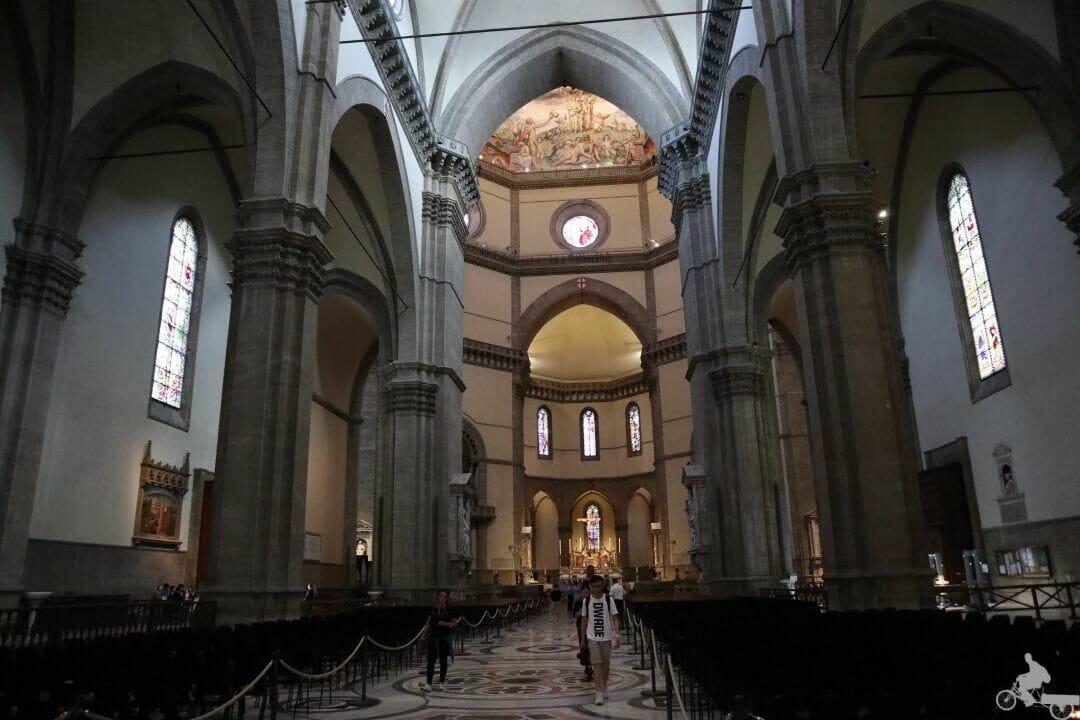nave de la catedral de florencia