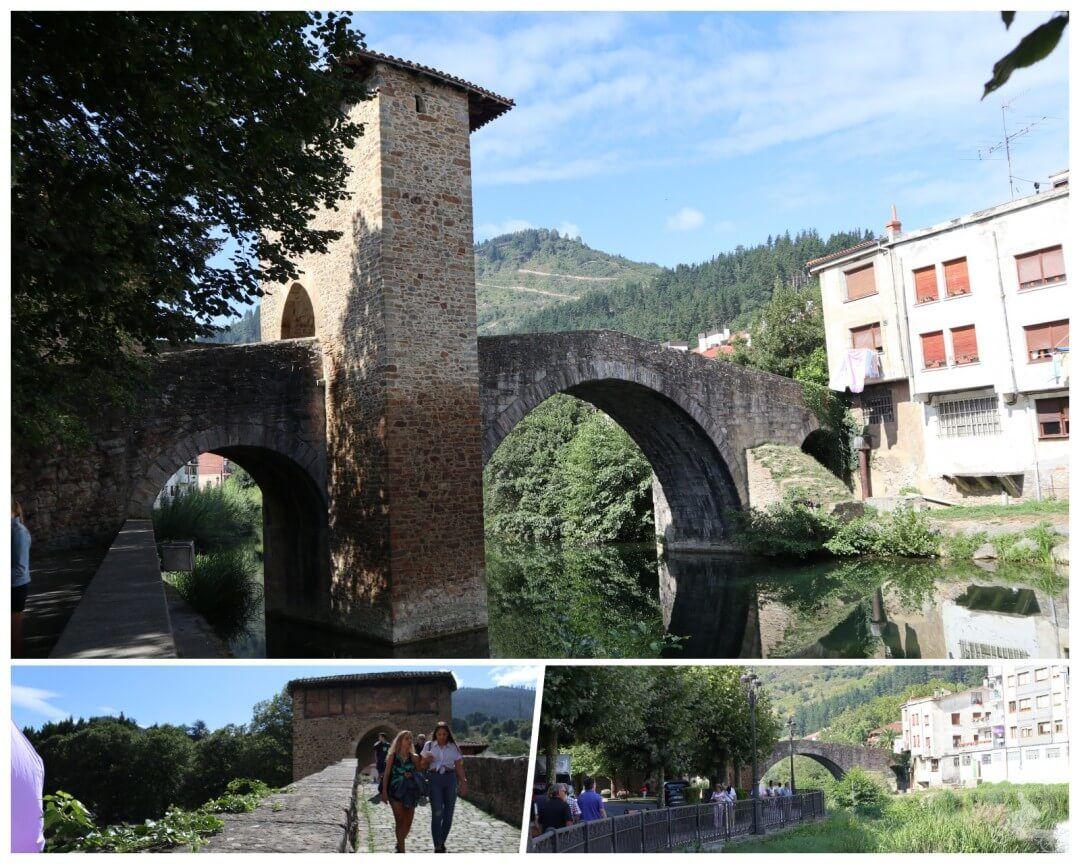 Puente de la Muza o Puente Viejo