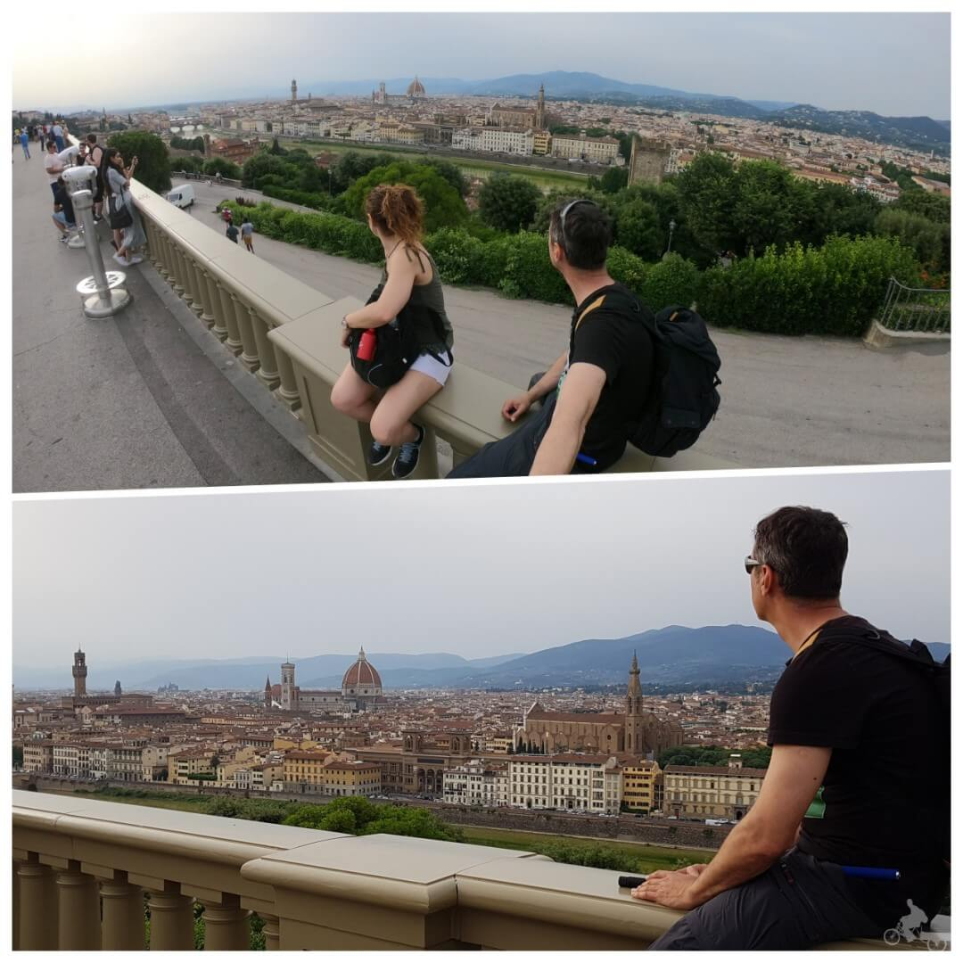 mirador que visitar en Florencia