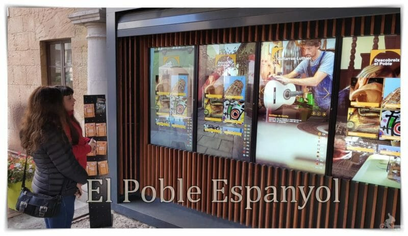 El Poble Espanyol Barcelona