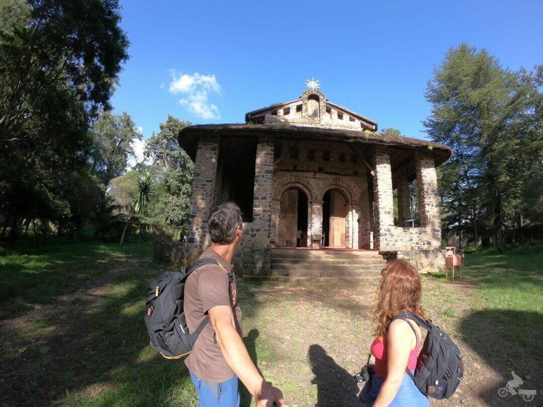 Iglesia Debre Birhan Selassie gonder