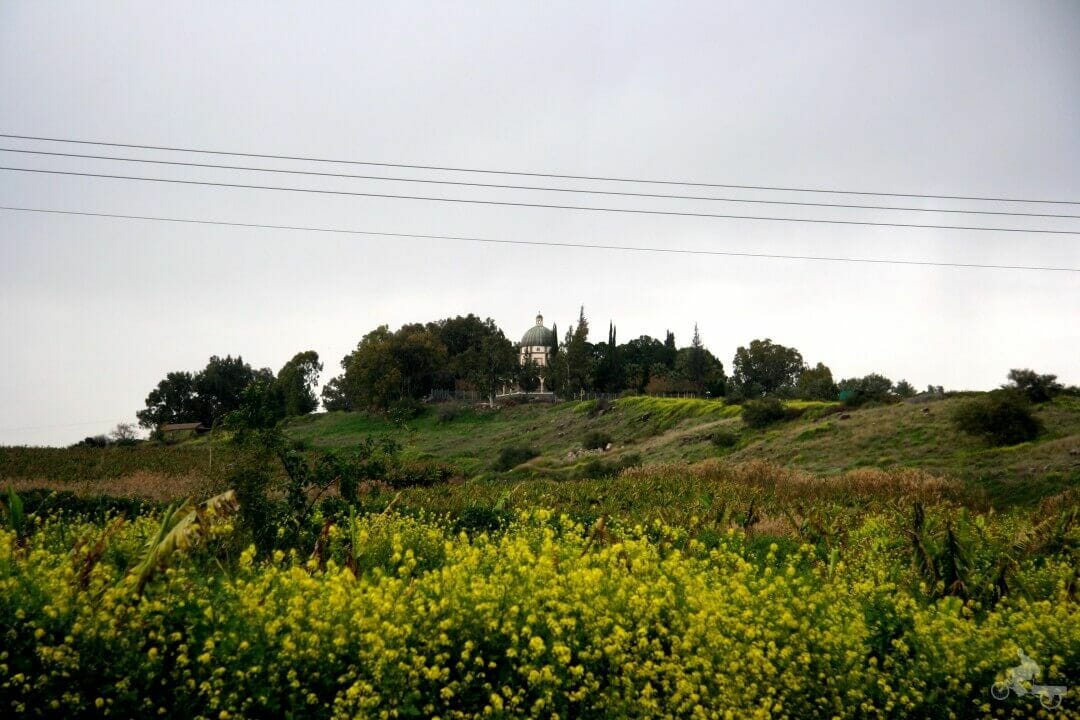 Excursión a Nazaret Tiberíades y Galilea