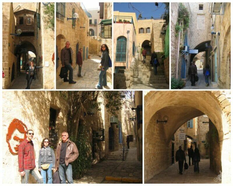 calles de Yafo