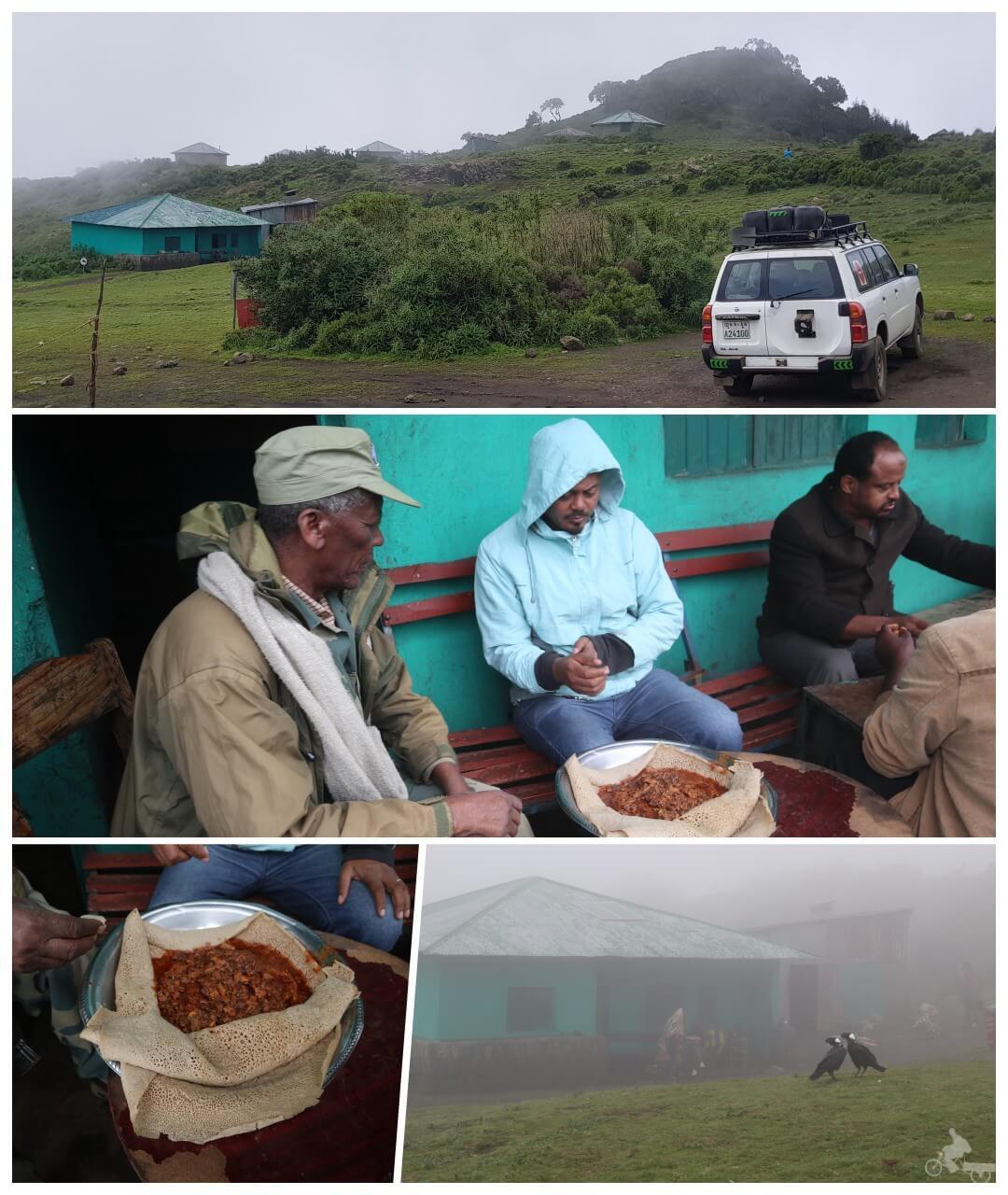 parque nacional de Simien, Etiopía