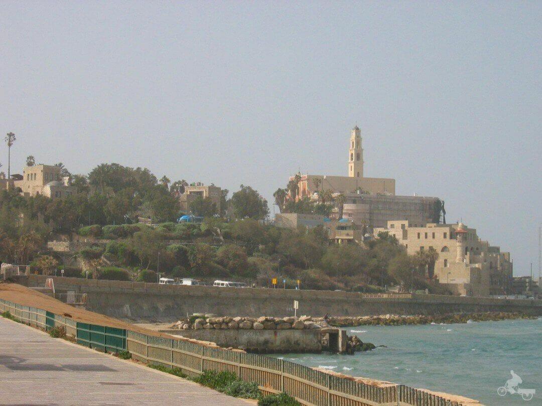 panorámica de Jaffa Yafo israel