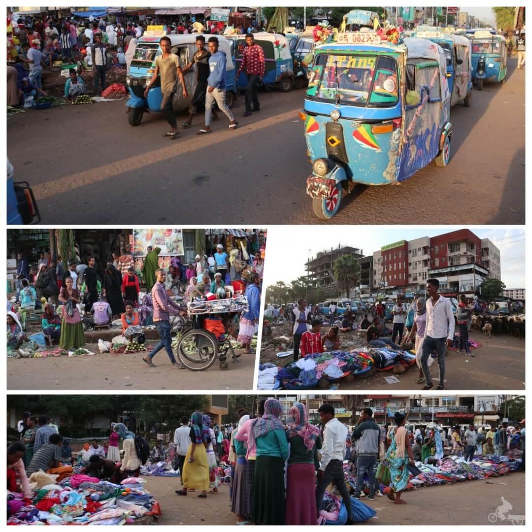 mercado bahir dar