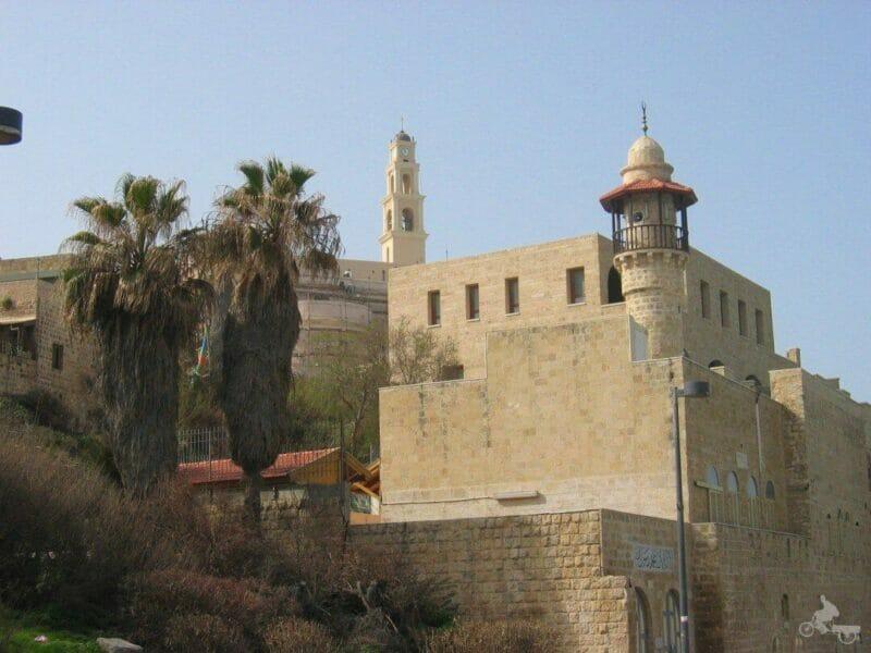 mezquita Al Bahr Jaffa