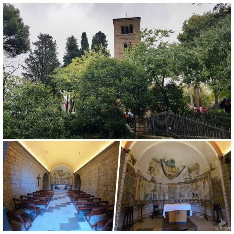 monasterio poble espanyol