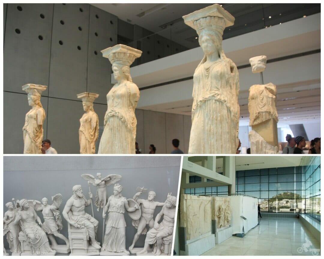 museo acropolis en atenas