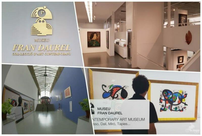 museu fran daurel