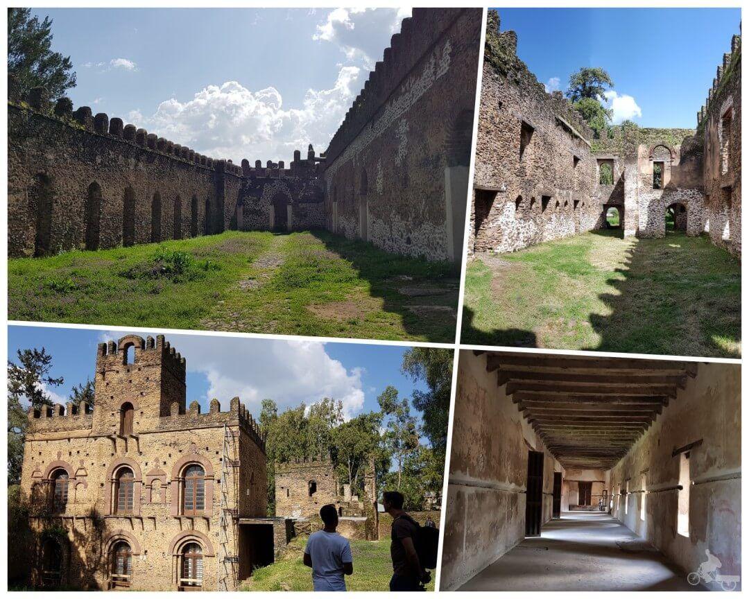 palacios gondar etiopia