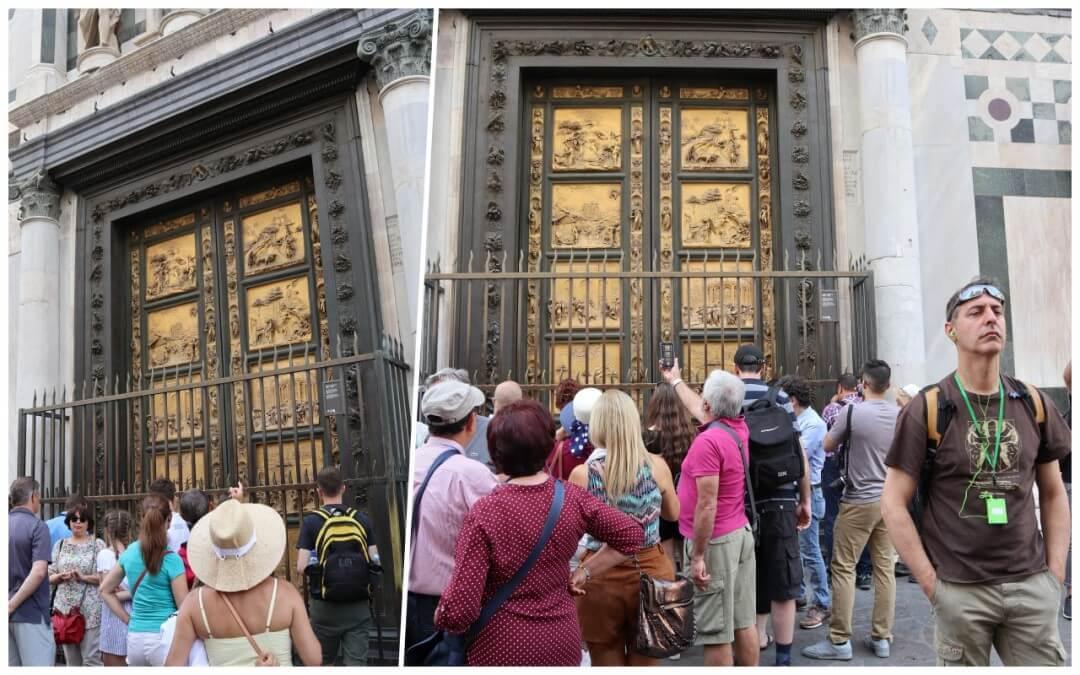 puertas baptisterio