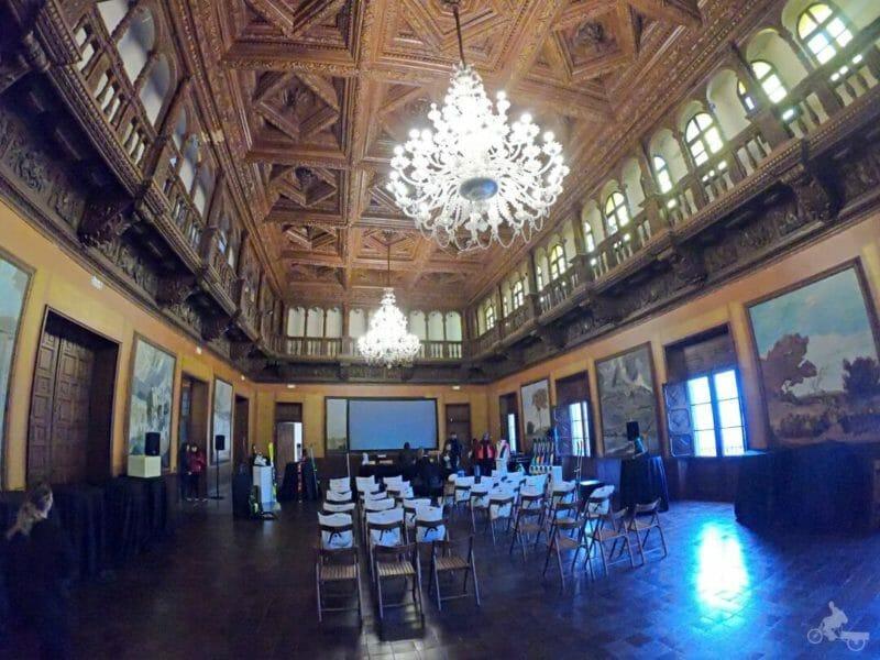 sala ayuntamiento poble espanyol