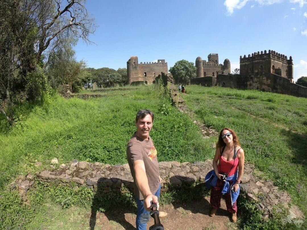 palacios gonder etiopia