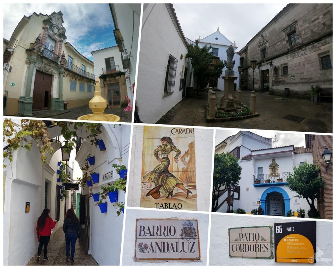 zona-sur andalucia poble espanyol
