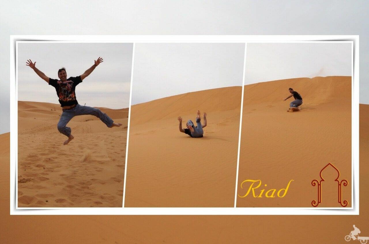alojamiento excursion desierto marrakech