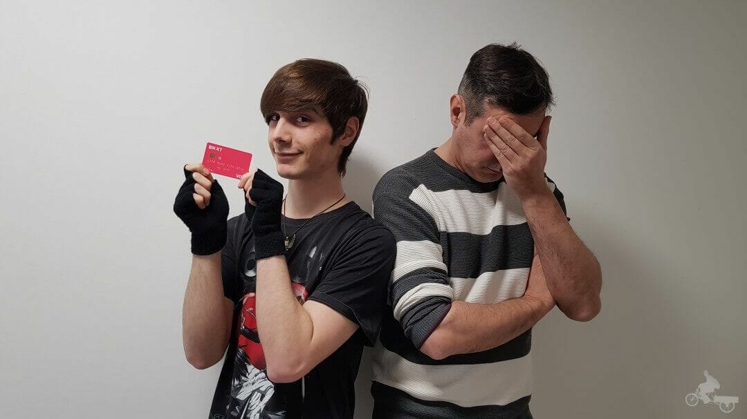 bnext joven tarjetas para viajar