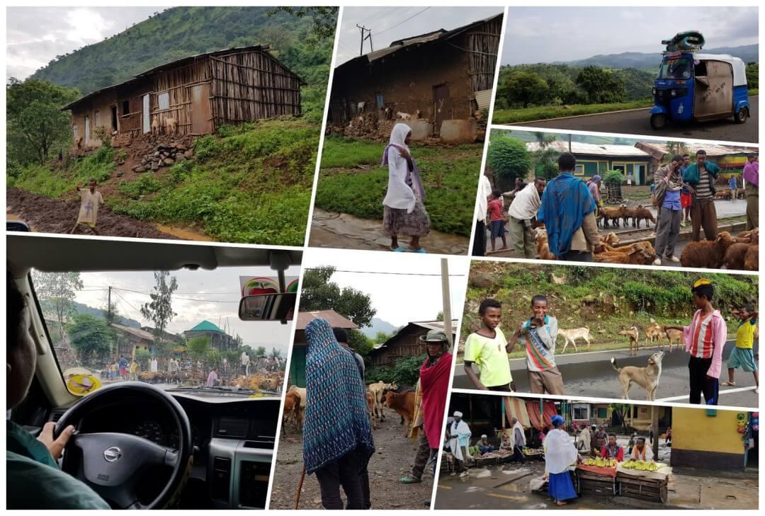 carreteras etiopia
