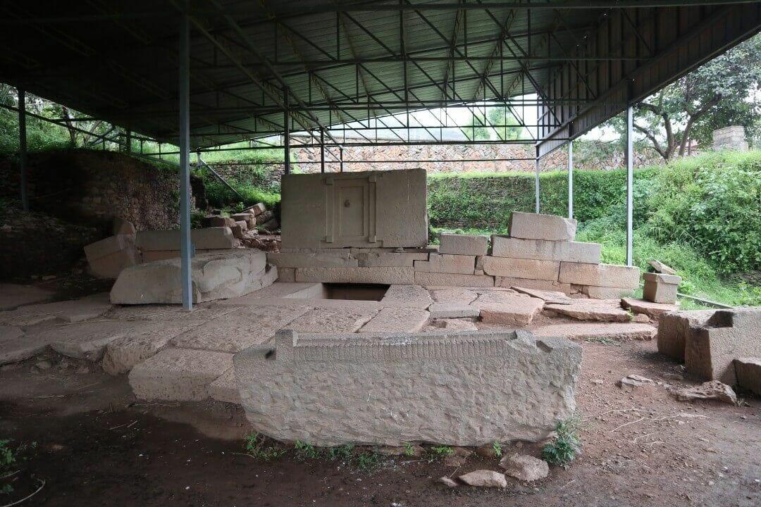 mausoleo estelas campo norte aksum
